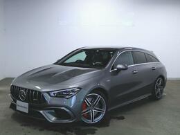 メルセデスAMG CLAシューティングブレーク CLA 45 S 4マチックプラス 4WD AMG Performance AMG AdvancedPKG