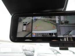 アラウンドビューモニター&デジタルインナーミラー付き♪駐車も安心ですね♪