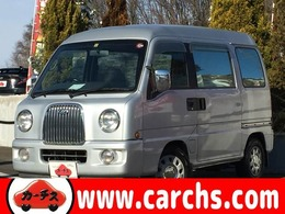 スバル サンバーディアスワゴン 660 クラシック 4WD 走行距離2.5万キロ/エアバック/キーレス