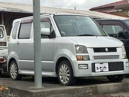 スズキ ワゴンR 660 RR 4WD CD キ-レス アルミ フルエアロ シ-トヒ-タ-