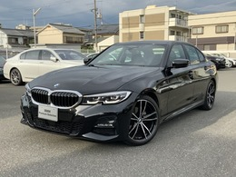 BMW 3シリーズ 320i Mスポーツ 試乗車 コンフォート パーキングアシスト