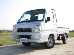 スバル サンバートラック 660 TC 三方開 4WD エアコン パワステ エアーバック 4WD