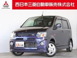 三菱 eKスポーツ 660 X 距離無制限保証1年付 オーディオレス車