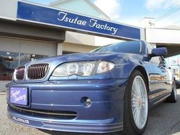 BMWアルピナ B3 S 3.3 リムジン スイッチトロニック 弊社整備実績あり/黒革/SR/HID/ウッドP