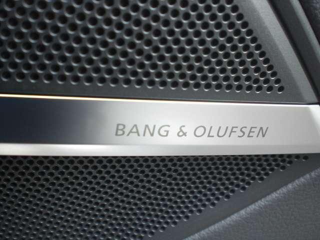 バング&オルフセン!!音質に定評があります!!