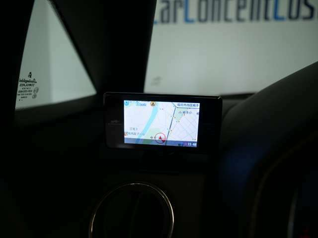 GPSレーダーも装備されております。