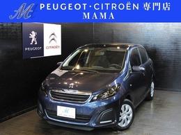 プジョー プジョー 108 1.0 VTi 68 ps Active ETG5-5ドア Peugeot&Citroenプロショップ