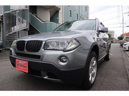BMW X3 2.5si 4WD ETC ナビ