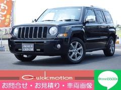 ジープ パトリオット の中古車 リミテッド 4WD 埼玉県川越市 89.9万円