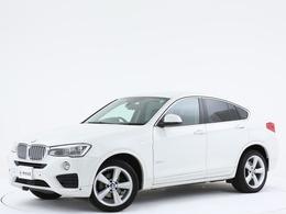 BMW X4 xドライブ28i 4WD 衝突被害軽減B/全方位カメラ/本革シート