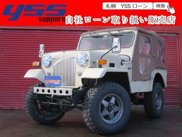 2.7 ディーゼルターボ 4WD