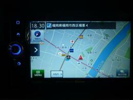 カーナビゲーションは、クラリオン製NXL13が搭載しております。AM/FMラジオ・Bluetooth機能・USB音楽がお楽しみ頂けます♪