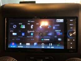 carrozzeria CYBER NAVI 7v型ワイドVGA地上デジタルTV/DVD-V/CD/Bluetooth/USB/SD/チューナー・5.1ch対応・DSP AV一体型HDDナビゲーション♪
