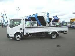 積載2000kgセミワイドロング・車両総重量4485kg