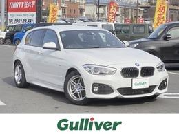 BMW 1シリーズ 118i Mスポーツ HDDナビ Bカメラ 純正17AW夏タイヤ積込