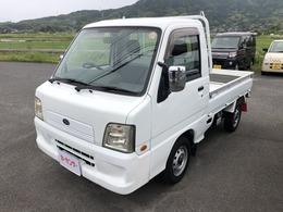 スバル サンバートラック 660 TC 三方開 4WD エアコン パワステ 5MT