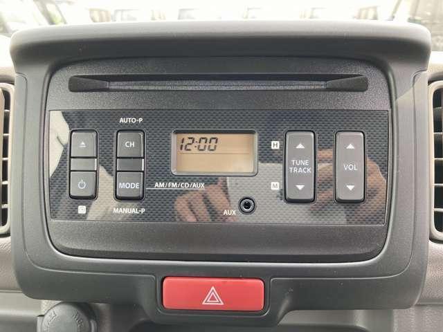 AM/FMラジオ♪高機能ナビの取り扱いも御座います。お気軽にスタッフまでお問い合わせ下さい♪