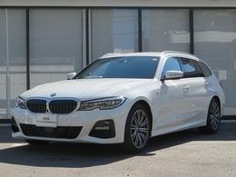 BMW 3シリーズツーリング 320d xドライブ Mスポーツ エディション ジョイプラス ディーゼルターボ 4WD コンフォートP18AWアラウンドビュー