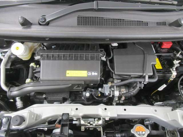 扱いやすい660CCエンジン&CVTミッションです。