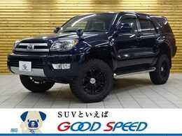 トヨタ ハイラックスサーフ 3.4 SSR-G 4WD 新品SDナビDTV RAYS製/FDX リフトUP SR