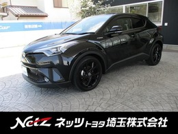 トヨタ C-HR ハイブリッド 1.8 G モード ネロ 新品タイヤ 社外マフラー