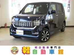 ホンダ N-WGN カスタム 660 L ホンダ センシング 4WD ナビ ABS 衝減ブレーキ アイドルSTOP