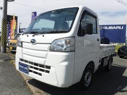 スバル サンバートラック 660 TB 三方開 4WD 社外ナビETC禁煙車