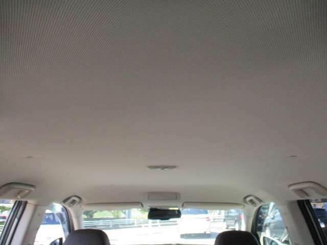 天井の写真です。