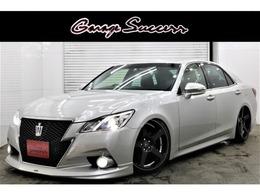 トヨタ クラウンアスリート 2.5 S モデリスタ新WORK20新TEIN車高調クルコン