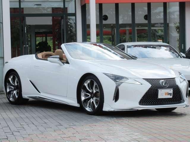 Lexus Safety System +:プリクラッシュセーフティシステム(歩行者検知機能付衝突回避支援タイプ)4点式ポップアップフード ウインドシールドガラス(IR・UVカット機能/遮音タイプ)