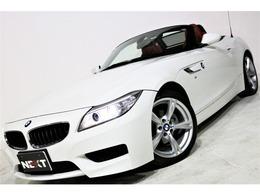 BMW Z4 sドライブ 20i Mスポーツ ワンオーナー 禁煙車 赤革シート