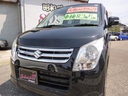 スズキ ワゴンR 660 FX リミテッド ブラック
