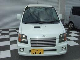 スズキ ワゴンR 660 RR-SWT ワゴンRR  SWT特別車  加速ターボ車