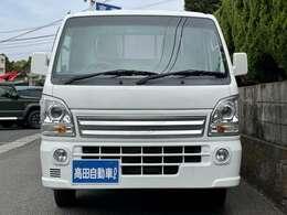 九州運輸局指定工場完備しております。徹底的な整備、メンテナンスで仕上げてあります。