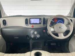 【前席全体】全方位で視界が広く、高い目線で運転しやすいです♪