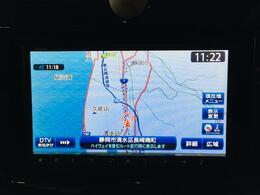 【純正メモリナビ】運転がさらに楽しくなりますね♪◆フルセグTV◆CD再生◆DVD再生◆音楽録音◆Bluetooth(C9CE)