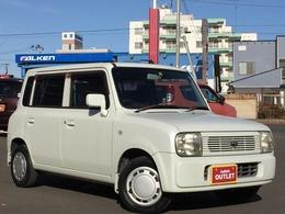 スズキ アルトラパン 660 G 4WD シートヒーター