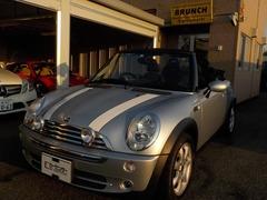 ミニ MINI Convertible の中古車 クーパー 千葉県千葉市稲毛区 65.0万円