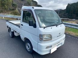 ダイハツ ハイゼットトラック 660 スペシャル 3方開 フロア5MT