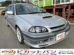 トヨタ カルディナ 2.0 GT-T 4WD ターボタイマー ガラスコーティング