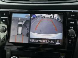 全方位カメラ付き☆駐車支援もついており安全面◎