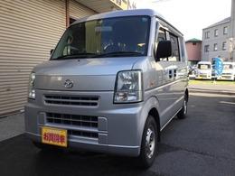 マツダ スクラム 660 PA ハイルーフ 4WD マニュアル切換4WDタイミングチェーン