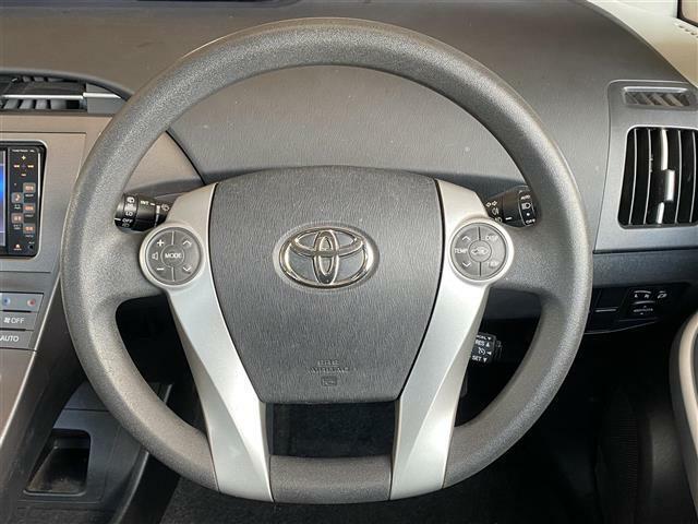 ◆【ステアリングスイッチ】運転しながらでも楽々快適操作!!