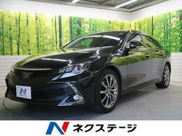 トヨタ マークX 2.5 250RDS 禁煙車 セーフティセンス 純正SDナビ