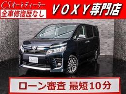 トヨタ ヴォクシー 2.0 ZS 煌 特別仕様車/後席モニター/両側電動ドア