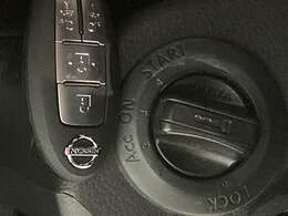 【スマートキー】鍵を挿さずにポケットに入れたまま鍵の開閉、エンジンの始動まで行えます!