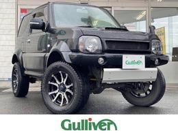 スズキ ジムニーシエラ 1.3 クロスアドベンチャー 4WD ワンオーナー・リフトアップ・社外マフラー