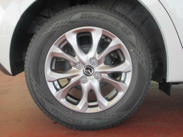 タイヤサイズ 185/65R15 純正アルミホイールです。
