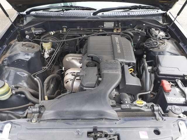 エンジン良好!オイル量、クーラント量適正量です!