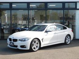 BMW 4シリーズグランクーペ 420i Mスポーツ 赤革電動シート ACC フルセグ ドラレコ